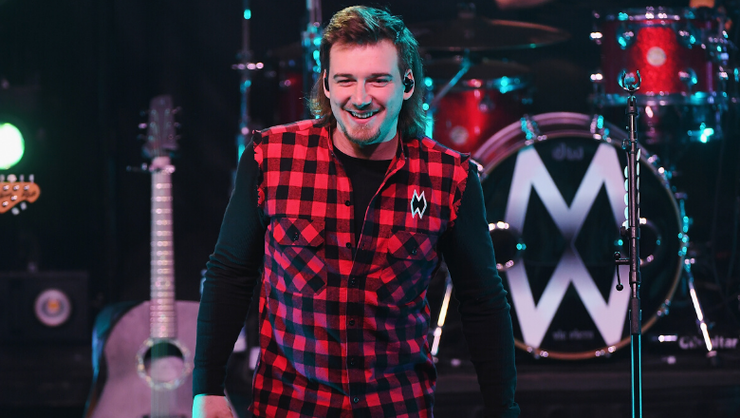 Morgan Wallen Shares Snippet Of First New Song Following His Arrest