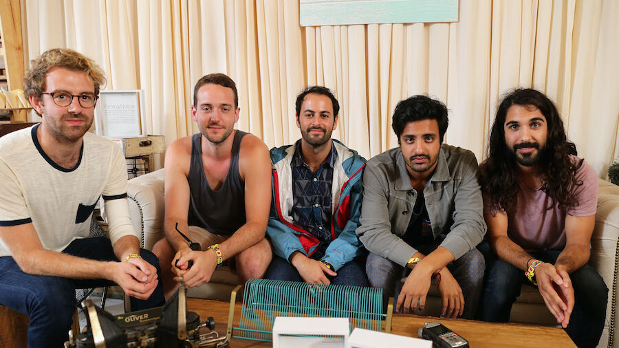 Young The Giant Raises $23,000 To Benefit Black Lives Matter Movement