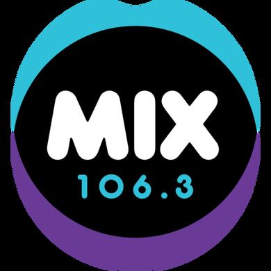 Mix 106.3 logo