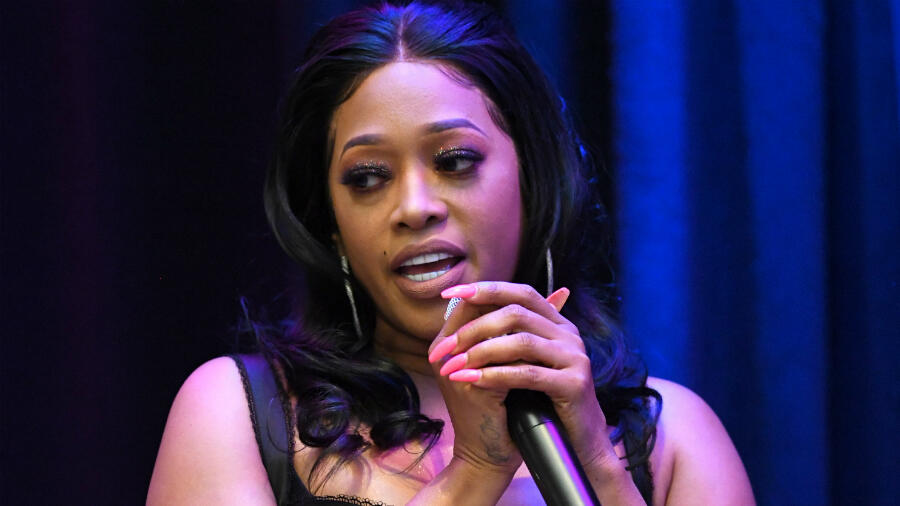 Trina Speaks Out After Receiving Backlash For Calling Protesters 'Animals'