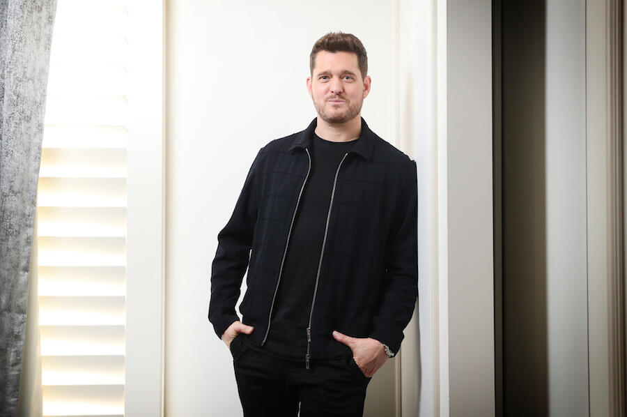 Michael Bublé Pledges $100,000 to ACLU, Matching Donations Made by Fans