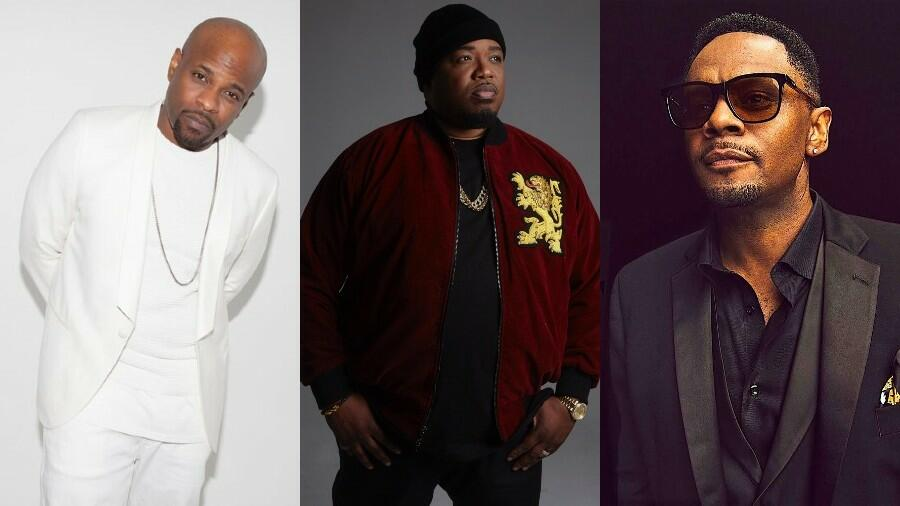 Case, Carl Thomas & Dave Hollister Coming Together for At-Home Live Concert