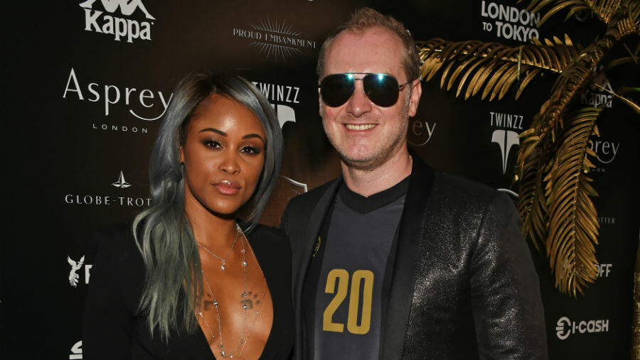 Eve Says She Was Trashed Over 'Uncomfortable' Race Talk With White Husband