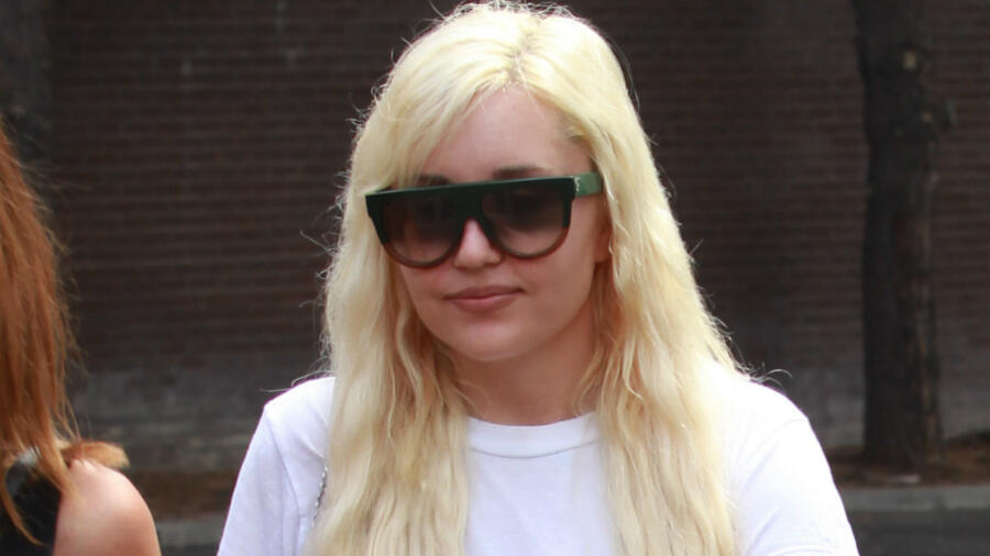 Amanda Bynes Raps To A$AP Rocky's 'Forever' In New Video
