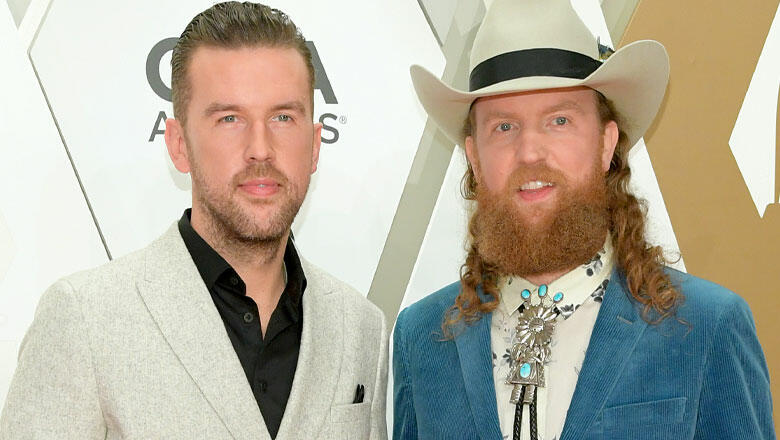 Brothers Osborne Pay Tribute To Dad With 'Old Man's Boots' Track