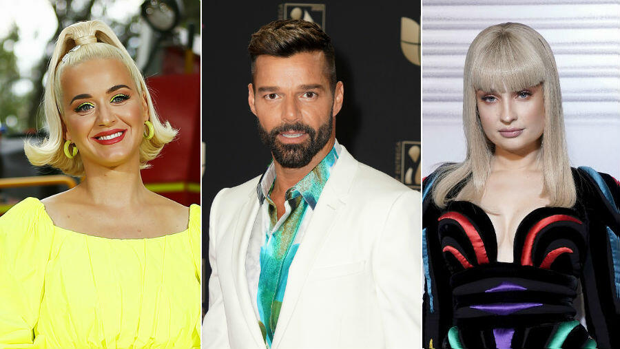 Katy Perry, Ricky Martin & More To Perform At 'Can't Cancel Pride' Event