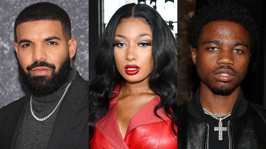 Drake, Megan Thee Stallion & Roddy Ricch Lead Nominees At 2020 BET Awards