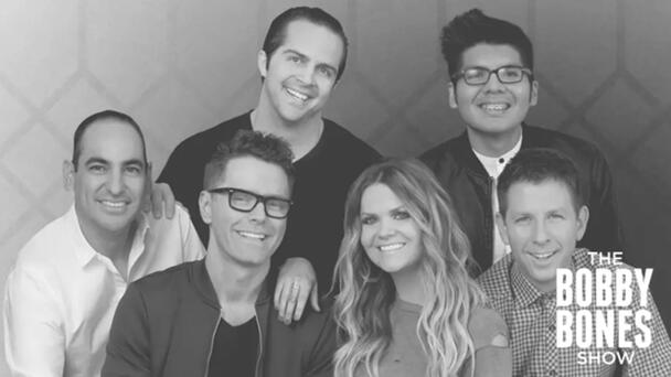 Wake up with The Bobby Bones Show!