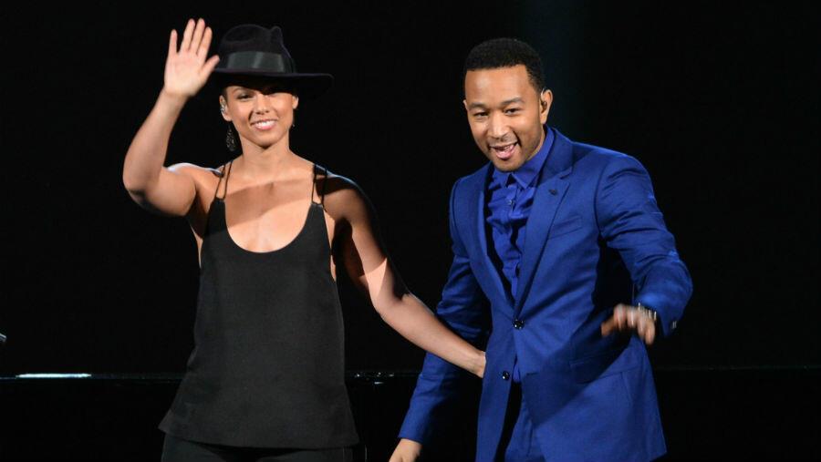 Alicia Keys & John Legend To Face Off In Juneteenth 'Verzuz' Battle