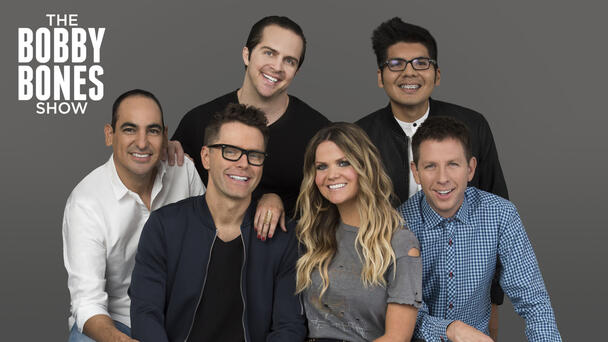 Listen To The Bobby Bones Show Weekdays From 6A-10A!