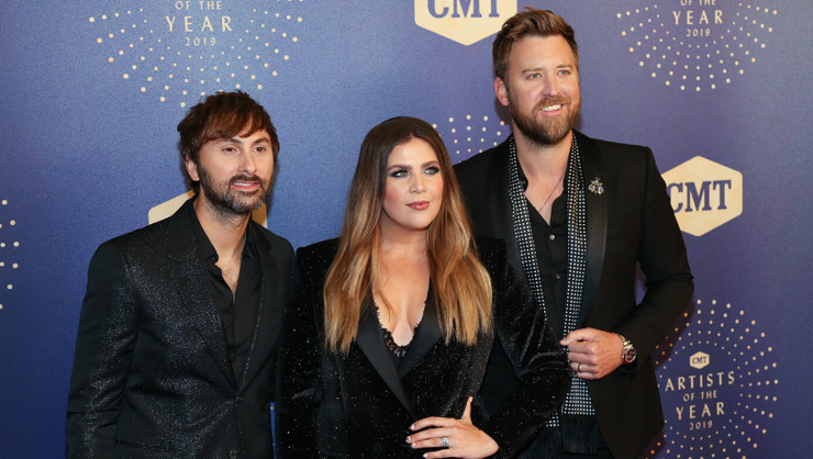 Lady A Says They've Reached 'Common Ground' With Blues Singer Lady A