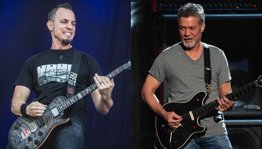 Mark Tremonti Recalls 'Crazy Moment' Eddie Van Halen Crashed His Warm-Up