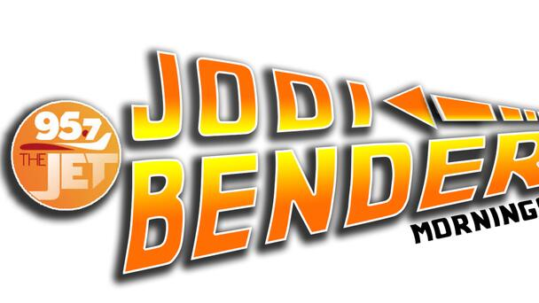 95.7 The Jet Mornings with Jodi and Bender