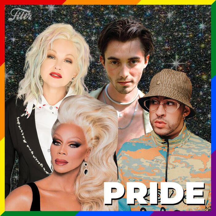 Filtr Pride Playlist