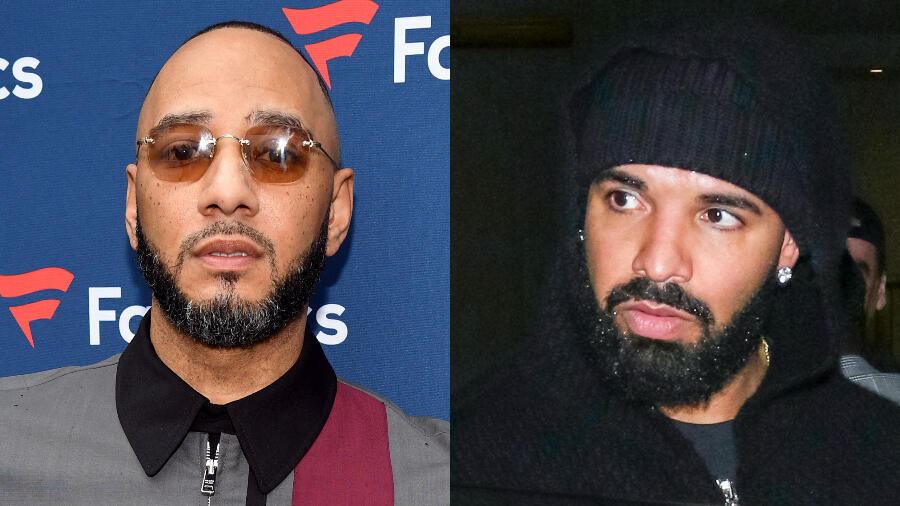 Swizz Beatz Speaks Out After Calling Drake A 'P***y'