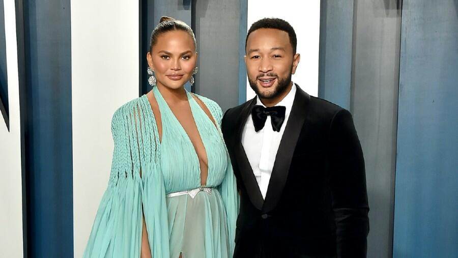 John Legend Supports Chrissy Teigen After She Apologizes For Cyberbullying