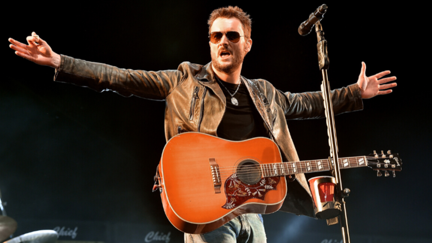Eric Church To Release New Single 'Stick That In Your Country Song'