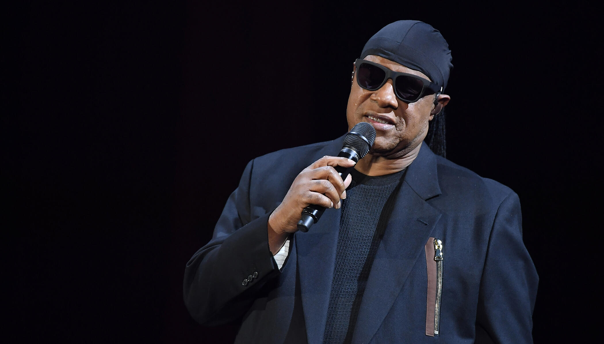 Stevie Wonder Hopes For Civil Rights Advancement Following Recent Protests