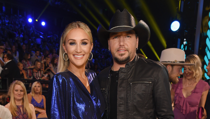 Jason Aldean Threw His Wife Brittany An 'Amazing' Surprise Birthday Party