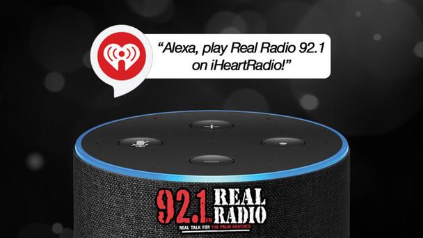 Listen To Real Radio 92.1 On Your Smart Speaker!