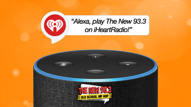 Listen To The New 93.3 On Your Smart Speaker!