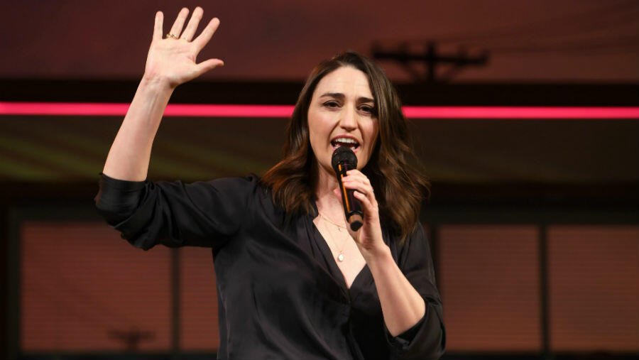 Sara Bareilles Recalls Contracting COVID-19: 'It Was A Pretty Scary Day'
