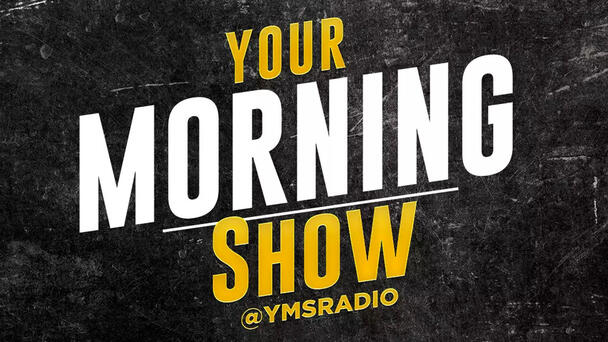 Listen To Your Morning Show Weekdays From 5A-10A