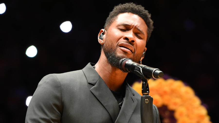 Usher Releases Powerful New Track 'I Cry': Listen
