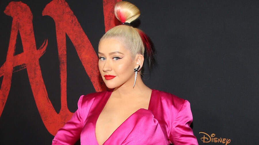 Christina Aguilera Recalls Being Told To Change Her 'Ethnic' Last Name