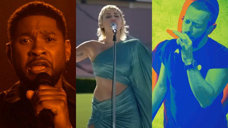 'Global Goal' Biggest Moments: Miley Cyrus, Coldplay, Usher & More