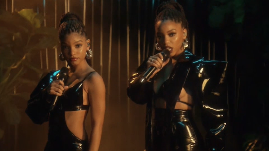 Chloe x Halle Bring Harmonies To BET Awards With 'Forgive Me' & 'Do It'