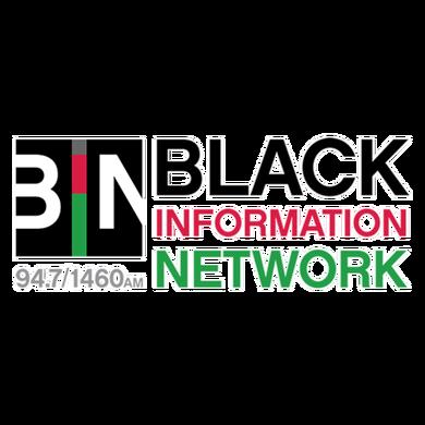 Columbus' BIN 94.7/1460 AM logo