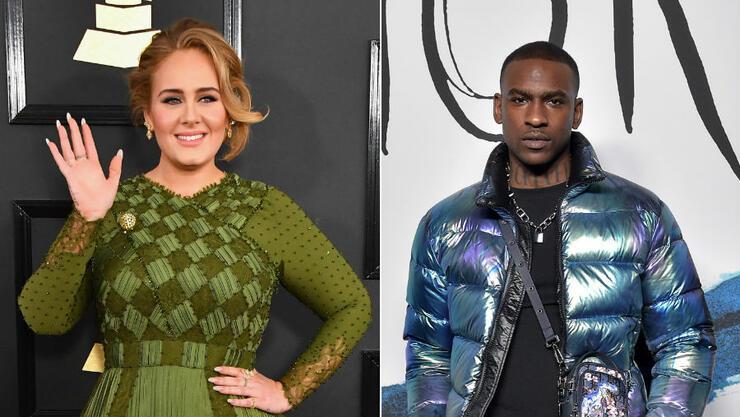 Adele Skepta Fuel Dating Rumors With Flirty Instagram Exchange Iheartradio