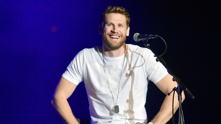 Chase Rice Responds To Backlash Over Packed Concert During Pandemic