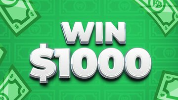image for Listen to Win $1,000!