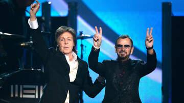 image for Ringo Starr Recruits Paul McCartney For Star-Studded 80th Birthday Bash