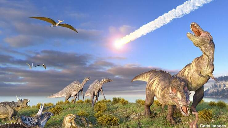 Study Settles Debate Over What Wiped Out the Dinosaurs?