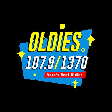 Oldies 107.9 / 1370 logo