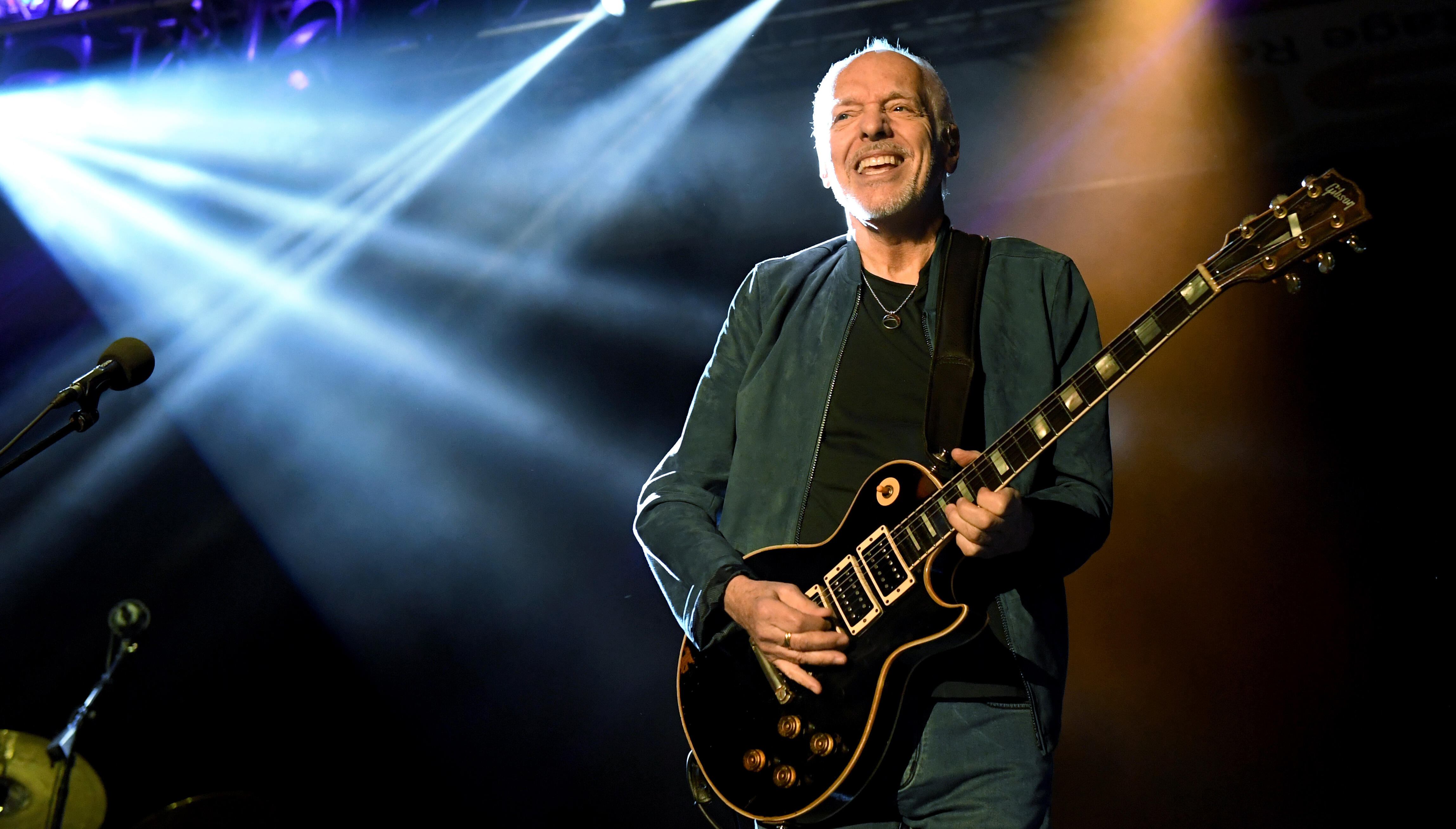 Check Out Peter Frampton's New 'Frampton Stays Inside!' Pandemic Merch
