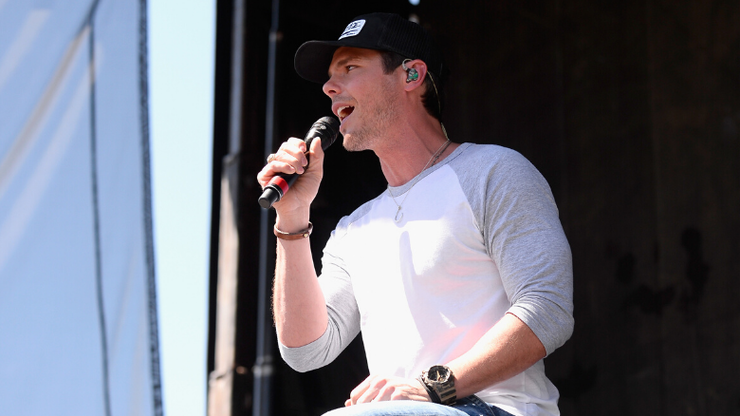 Granger Smith Reflects On His First Performance Following Son's Death