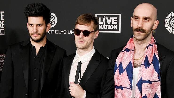 X Ambassadors Celebrate 5-Year Anniversary Of Debut Album 'VHS'