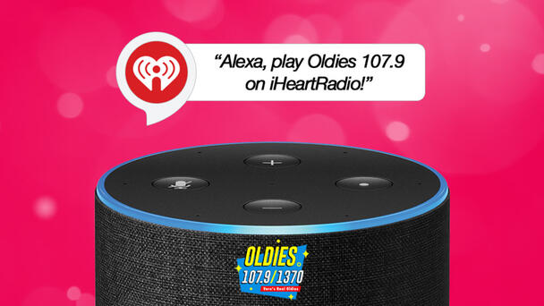 Listen To Oldies 107.9 On Your Smart Device!