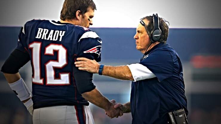 Tom Brady and Bill Belichick Will Go Down in NFL History as a Disgrace