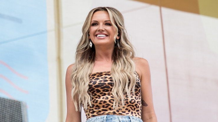 Carly Pearce Introduces Adorable New Puppy Following Split From Michael Ray