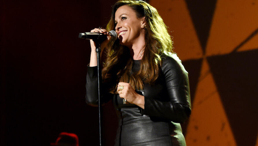 Alanis Morissette Reveals She Didn't Want 'Ironic' On 'Jagged Little Pill'