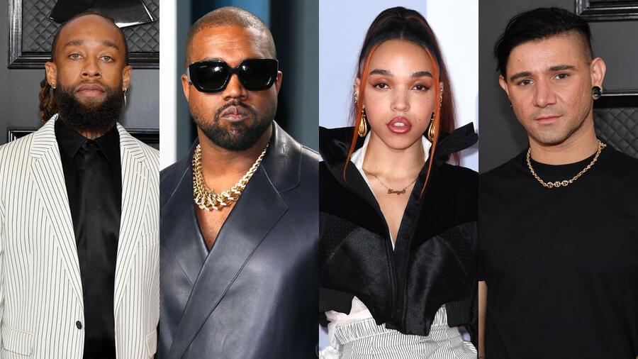 Ty Dolla $ign Enlists Kanye West, FKA twigs & Skrillex For 'Ego Death'