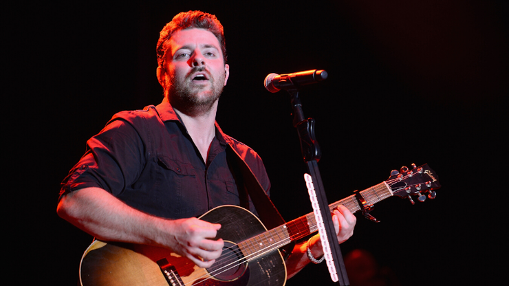 Chris Young Releases Poignant New Single 'If That Ain't God'