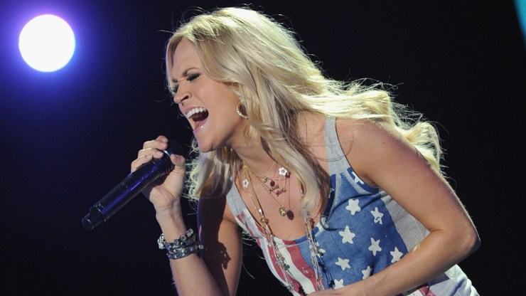 Carrie Underwood Reveals Her Favorite 4th Of July Memory