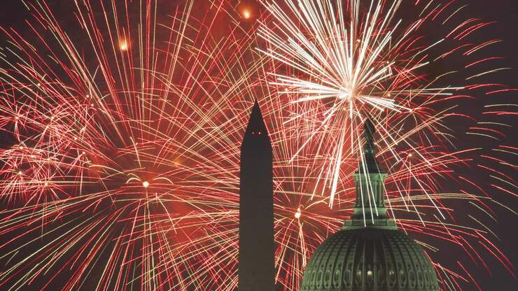Lancaster Planning Fireworks Show in Defiance of L.A. County Officials