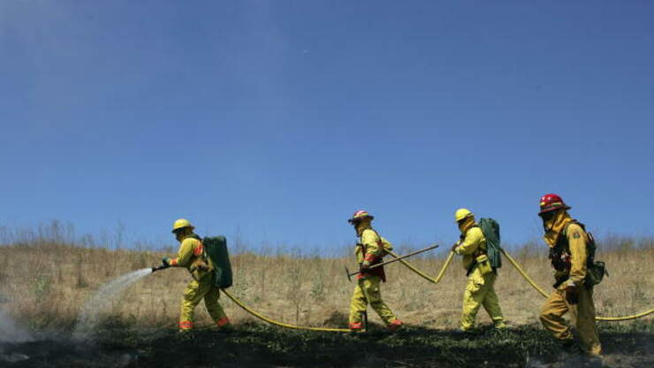 San Francisco Fire Department Battled 110 Fires For The Holiday Weekend